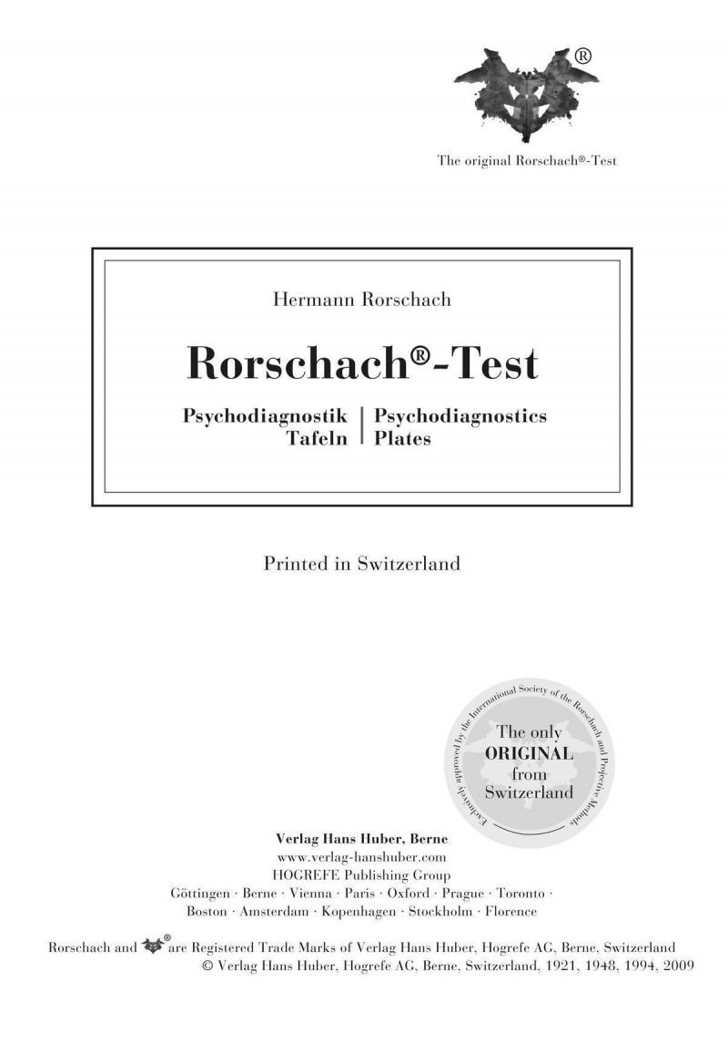 Test di rorschach tavola 1 28 images tavole test di rorschach 28 images test delle macchie - Psicologia tavole di rorschach ...