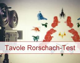 Tavole Rorschach-Test